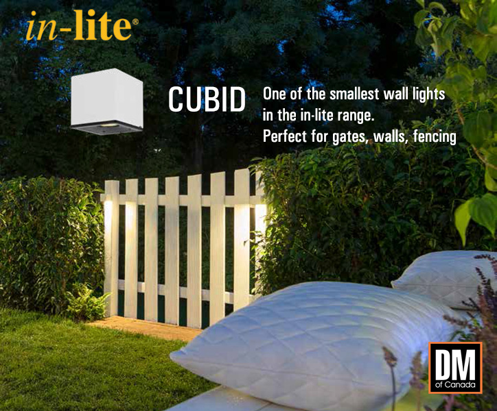 In-Lite Lights available at Deck Masters of Canada